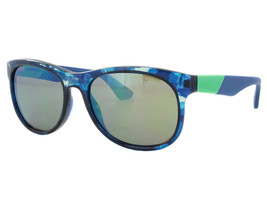 NEW Carrera 5010 8HB3U 8HB/3U Camo Blue Sunglasses - $83.31