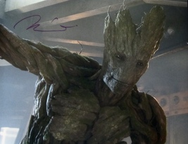 Vin Diesel Autographed Signed Groot 11x14 Photo w/COA Guardians Of The Galaxy - $189.99