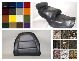 HONDA GL1500 Seat Cover Gold Wing  SEAT & BACKREST COVER (B)  in 25 COLORS - $114.95
