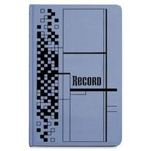 """Adams Blue Cloth Hardbound Journal - 250 Sheets - Sewn Bound - 7.62"""" x 1... - $46.15"""