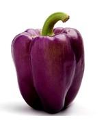 Seeds Purple Capsicum, Shimla mirch Purple seeds, Purple pepper # 30 seeds - $3.99