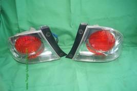 Lexus IS300 Sedan Taillights Tail Lights Lamp Set Pair 01-05 L&R image 2