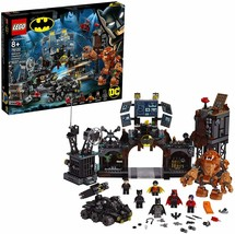 LEGO Super Heroes Irrupción Of Clayface IN The Batcueva Batman And Vehic... - $399.79
