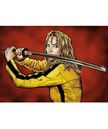 Tarantino Kill Bill: The Bride -Art Print/Poster (various sizes) - $19.99 - $34.99