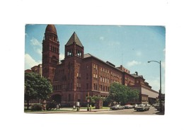 BEXAR COUNTY COURTHOUSE SAN ANTONIO TEXAS WEINER NEWS AGENCY POSTCARD - $7.43