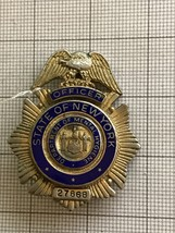 New York Officer Obsolete Police Badge Mental Hygiene Division - $250.00
