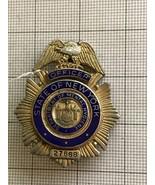 New York Officer Obsolete Police Badge Mental Hygiene Division - $250.00