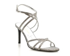 Saint Laurent YSL Sandals Kate Astra Diamond Size 6 New - $270.00