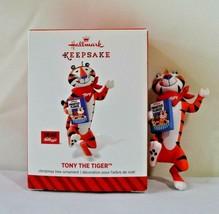 Hallmark Keepsake Christmas Ornament Tony The Tiger Kelloggs Frosted Fla... - $12.99