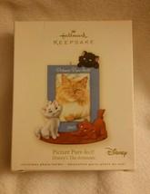 Hallmark Keepsake Ornament 2007 Picture Purr-fect Disney The Aristocats ... - $6.92