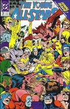 DC THE YOUNG ALL-STARS #31 VF - $0.89