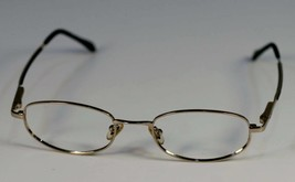 Fossil TRISH Gold Metal Eyeglass Frames Designer Style Rx Eyewear - $9.12