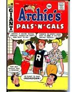 Archie's Pals 'n' Gals #10 1959-Betty-Veronica-Jughead-Reggie-Giant issu... - $59.60