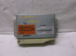 00-01 KIA SEPHIA/SPECTRA  1.8L M/T  ENGINE CONTROL MODULE/COMPUTER..ECU.... - $58.06