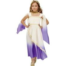 Fun World Goddess Costume, Beige, Medium 8-10 - $35.79