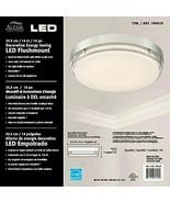 Altair LED Flush Mount Ceiling Light 14 inch 1400 Lumens Bright White Dimmable - $46.74