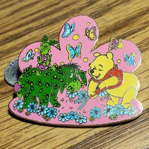 DLR Topiary Winnie the Pooh with Eeyore and Piglet Surprise Disney Pin LE 750 - $36.76