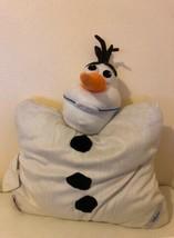 Plush Disney Frozen Olaf the Snowman Pillow Pets - $4.00