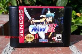 Monster World IV 4 - Sega Genesis - $24.75