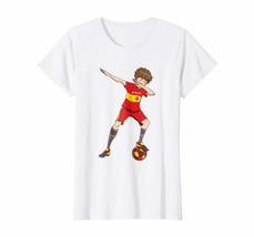 Sport Shirts - Dabbing Soccer Boy Spain Jersey Shirt - Football Tee Gift Wowen - $19.95+