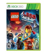 X360 THE LEGO MOVIE VIDEOGAME - $28.99