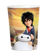 Big Hero 6 Stadium Keepsake Cup with Gold Background 1 Count Party Supplies - $1.93