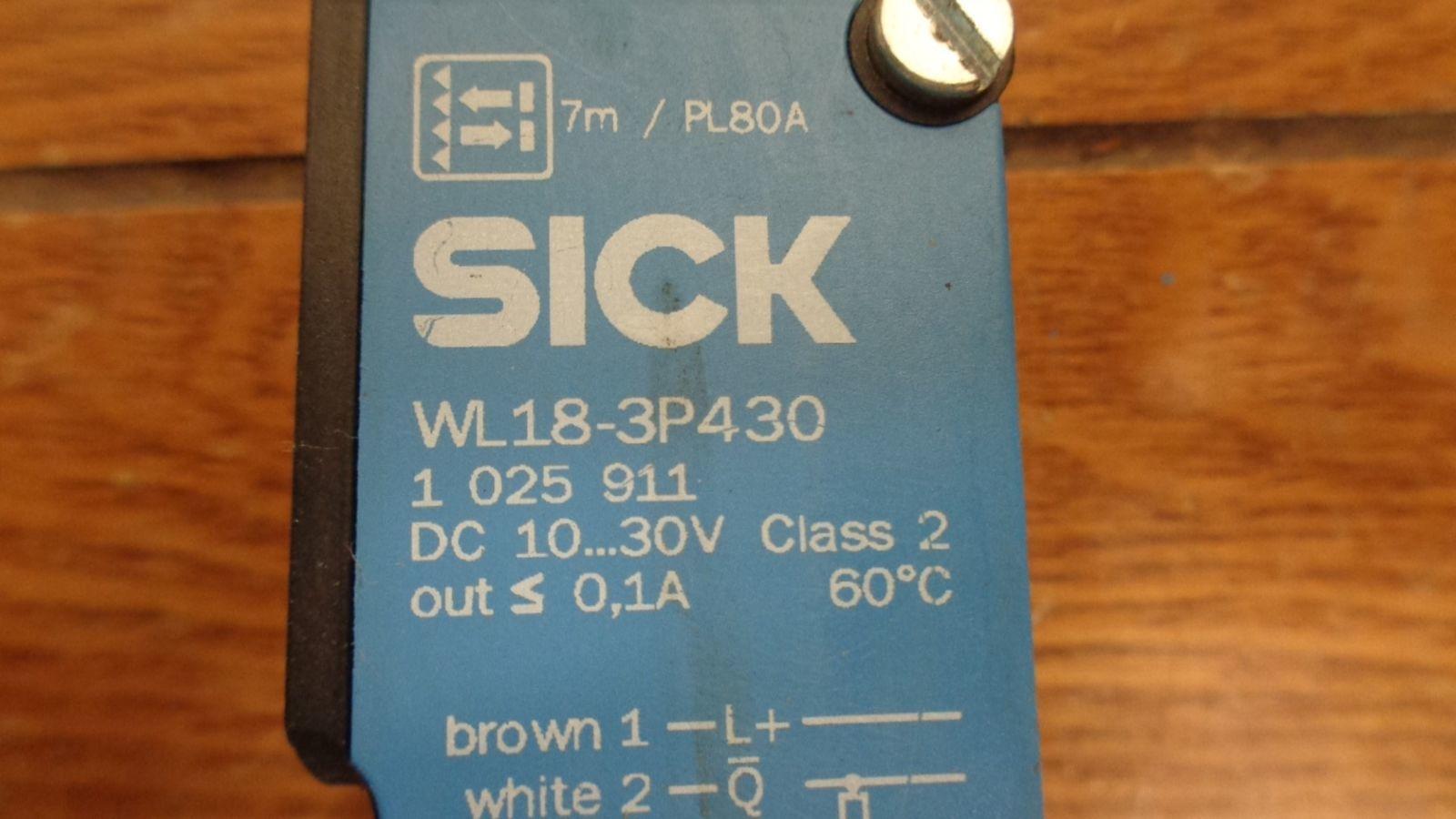 Wiring Diagram E3a2 Photoelectric Switch Page 2 Sick E3jm Automotive Block Source Wl18 3p430 Sensor Retro Reflective 10 30v