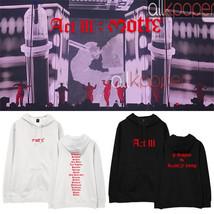 KPOP Bigbang G-Dragon Cap Hoodie GD ACT III MOTTE Album Concert Hoody Sw... - $13.94+