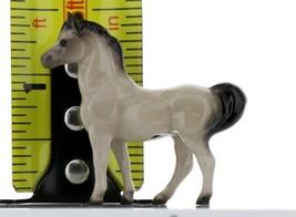 Hagen Renaker Miniature Horse Tiny Gray Stallion Ceramic Figurine image 2