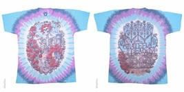 New GRATEFUL DEAD 30TH ANNIVERSARY  Tie Dye  LICENSED BAND  T Shirt   - $28.70+