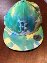 59FIFTY New Era Boston Red Sox Unique Headwear Tye Dye Tie Die Hat 7 1/8 - $23.74