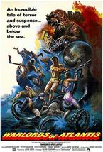 Warlords Of Atlantis - 1978 - Movie Poster - $9.99+