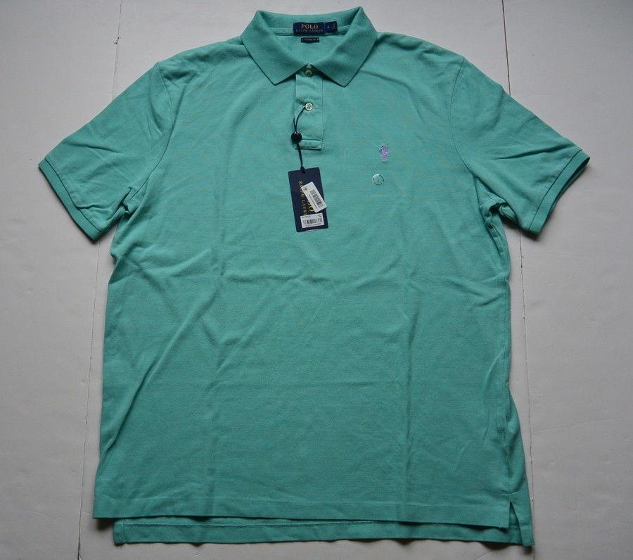 16614715da Polo Ralph Lauren Shirt L Mesh Classic Fit and 50 similar items