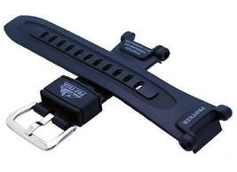 NIP Casio PRG-40-3V Protrek Black Silicone Replacement Watch Band - $18.76