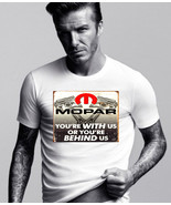 Mopar Medium White T-Shirt New - $12.95