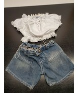 Build-A-Bear Outfit - slight stain on collar - BAB - $5.68