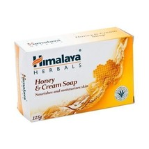 Himalaya Herbal Honey & Cream Soap Pure skin luxury 75gms 125gms Body Soap - $6.67+