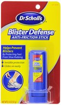 Dr. Scholl's Blister Defense Stick, 0.3-Ounce Stick (Pack of 1) New & Se... - $9.00