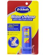 Dr. Scholl's Blister Defense Stick, 0.3-Ounce Stick (Pack of 1) New & Se... - $10.00