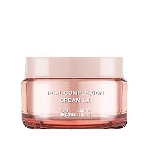 HANSKIN Real Complexion Cream LX [Pink Cream 3]