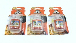 Yankee Candle Co Luau Party Ultimate Car Jar Air Freshener, (Set of 9) - $37.99