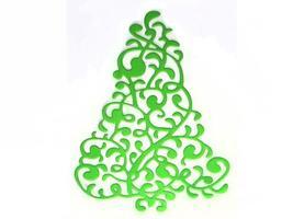 Lacy Christmas Tree Die image 2