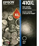 Epson - 410XL - Claria Premium  Ink Cartridge - Black - $44.50