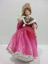 "Royal Doulton Vintage ""Sunday Morning"" (HN 2184) Bone China Figurine 1962 - $158.39"