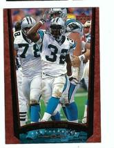FRED LANE 1998 Upper Deck #72 BRONZE PARALLEL Card /100 Carolina Panthers - $12.99
