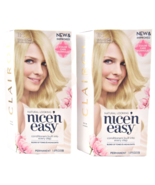 Clairol Nice n Easy 11C Ultra Light Cool Blonde Permanent Hair Color  2 ... - $13.34