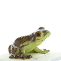 Hagen Renaker Frog Timid Ceramic Figurine