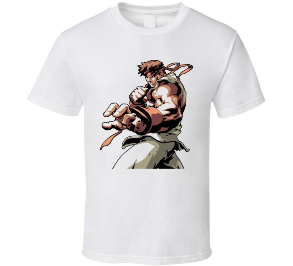 Primary image for Ryu Street Fighter Video Game T Shirt