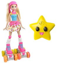 Barbie Video Game Hero Remote Control Roller Skating Doll - $61.39