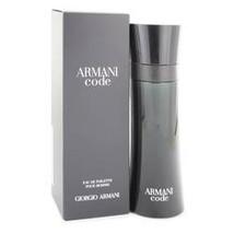 Armani Code Cologne By Giorgio Armani 4.2 oz Eau De Toilette Spray For Men - $121.98